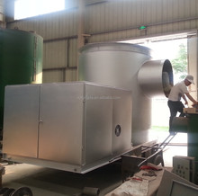 Hot sale China energy saver 4,800,000kcal Biomass sawdust burner for water steam boiler
