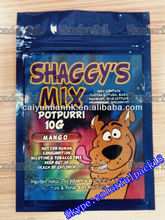 King Kong Bag 3G /Scooby Snax/Pure Evil herbal incense bags