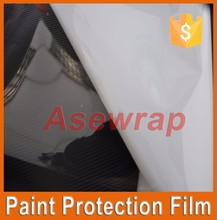 PVC Car Body Decoration Film, Paint Protection Film With Bubble Free