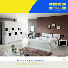WOW! 809# Modern style Sexy bedroom full big lots kids furniture