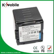 7.2V 2500mah Digital Power Camera Battery for Panasonic CGA-DU21 VW-VBD210 NV-GS10 NV-GS10B NV-GS10EG