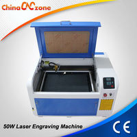 ChinaCNCzone New 50W CO2 QR Code Laser Engraving Machine