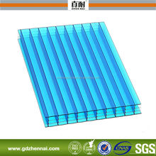 Free sample of polycarbonate thermal insulation for roofing sheet/insulated roofing sheets