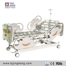 Advanced five function electric lift bed , hospital bed weight scale , hospital bed rental