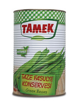 Canned food/canned Vegetables for export.(green beans)