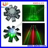 Octopus High-power Green Laser Light And Professional Laser Lighting System