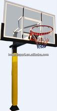 Height Adjustive Basketball Court