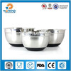 hot selling in Vietnam stainless steel and silicone bowl/rice bowl