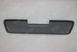 Auto parts ABS car black/chrome front grille for TOYOTA 2015 HILUX REVO
