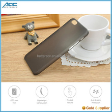 Alibaba express high quality 0.35mm ultra thin phone case for iPhone 6 6plus