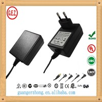 24v 36w wall plug led driver with saa