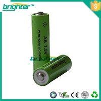2x1.5v r6 aa size um3 rechargeable alkaline battery with mini segway for Electric Scooter