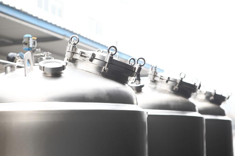 Water Storage Tank Vent Filter Purified Water Storage Tank