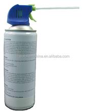 Air duster spray / camera len e teclado ar comprimido duster spray