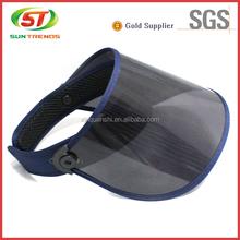 puv uva and uvb protected sun visor