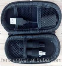 ego-g g-pen wax oil vaporizer E Skillet Vaporizer 510 Wax Atomizer for Dry Herb or Wax Vaporizer Starter Kit in EGO Bag Package