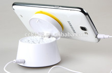 Hot sale Fashion Speaker Waterproof Silicon Suction Cup Handsfree Holder Mini Speaker For cell phone