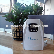 Vagin propre multifonction ozone générateur d'ozone alimentaire propre et purificateur d'air