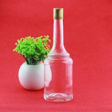 unique shaped 750 ml bottles whisky glass bottle wholesale european spirits bottles