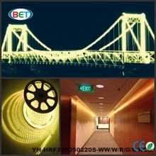 outdoor landscape lighting 110 volt 220 volt flexible 5050 led strip bridge led lighting