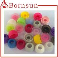 Wholesale safety silicone rubber earplugs parts