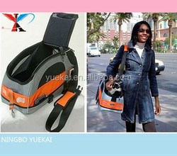 Published in Pet Carriers | Stylish luxury pet carriers, Transport dog crates