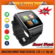 Newest China dual core android watch phone bluetooth headset watch burg watch phone