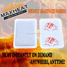 2015 Disposable Instant Hot Pack/Heat Pad/Body Warmer/Pain Relief Patch From Manufacturer