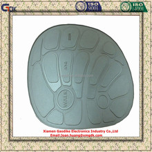 silicone rubber anti-slip pad for games,adhesive silicone rubber pad