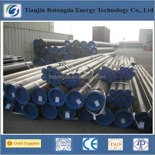 concrete coating lined pipe