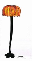 Contemporary floor standing lamp in superb material and nice design