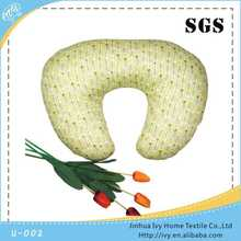 New Style Baby Nursing Shape Pregnancy Pillow old silk fabric