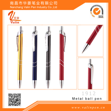 2016 new ball pen wholesale with EXW unit price from china factory
