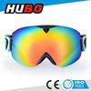 HB-182 anti fog lens custom design best selling fashionable snow goggle