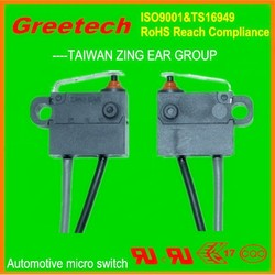 40t85 mini waterproof micro switch, car power window switch