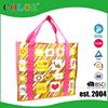 SEDEX audit non woven foldable shopping tote bag