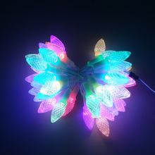 Christmas street light decoration/ led street tree lights for sale