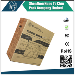 Professional Offset Print Useful Large Paper Box with Packaging Solution