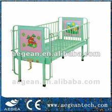 AG-CB002 No wheels!!! Flat Mechanical Children Baby Bed