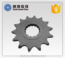 Cheap Customized Titanium Alloy Chainsaw Sprockets for Sale