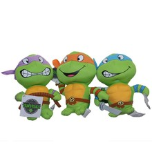 2015 Hot sale Teenage Mutant Ninja Turtles doll toy stuffed turtles toy sea animal toy