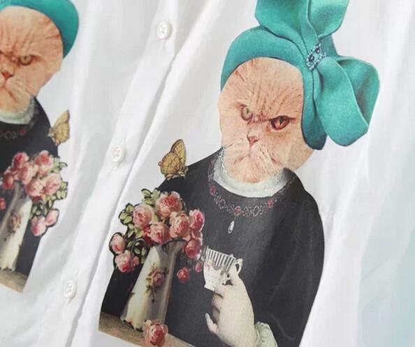 Женские блузки и Рубашки ST2117