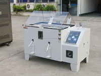 touch screen laboratory salt spray chamber for electric component test equipment
