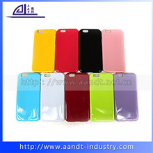 4.7'' Mixed color dropping shipping TPU Gel phone case