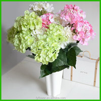 Newest professional hydrangea flower ball centerpiece
