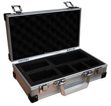 Custom Sliver Batten Aluminum Instrument Portable Case