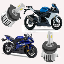 high power moto led headlight with low price