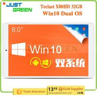 China download chinese android tablet games 8 inch Win10 +Android 4.4 dual os tablet pc