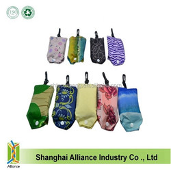 Cheap 210D Polyester Foldable Promotional Bags For Shopping