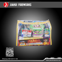 Best Assortment pack fireworks for christmas pyrotechnics